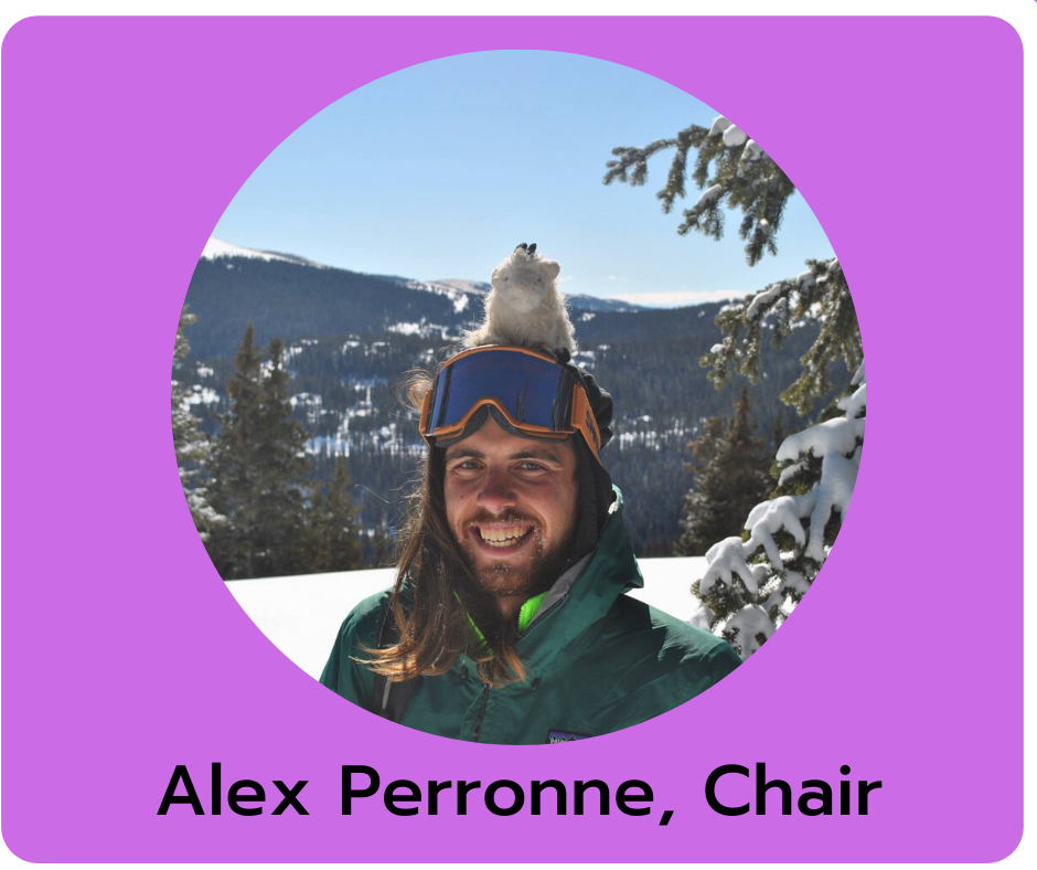 Alex Perronne, AORE Recognition Committee Chair