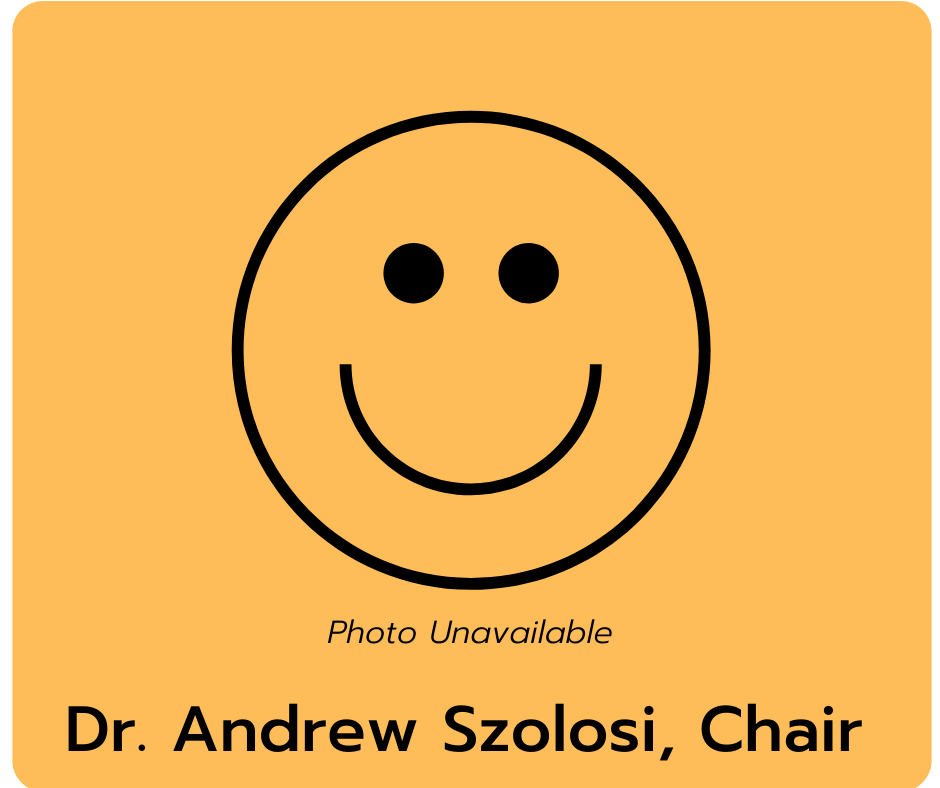 Dr Andrew Szolosi, AORE Research and Publications Committee Chair