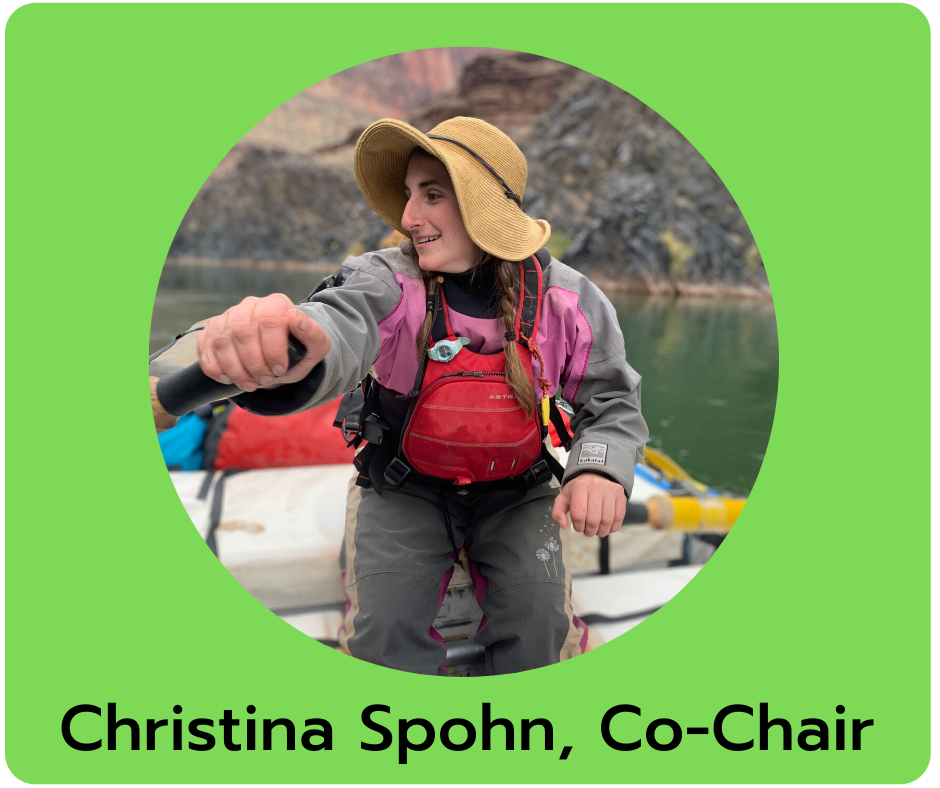 Christina Spohn, AORE Access and Permitting Committee Co-Chair