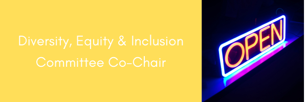 AORE Diversity Equity and Inclusion Committee Co-Chair- OPEN