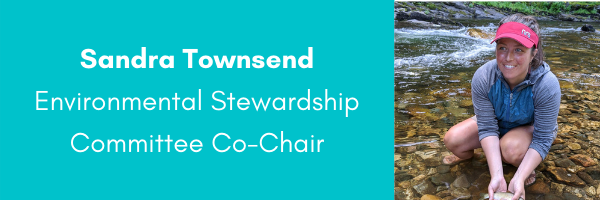 Sandra Townsend, AORE Environmental Stewardship Committee Co-Chair