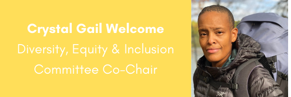 AORE Diversity Equity and Inclusion Committee Co-Chair- Crystal Gail Welcome