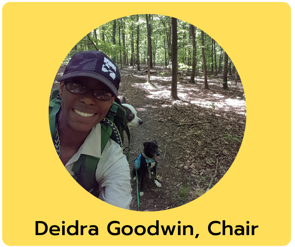 Deidra Goodwin, AORE Diversity Equity and Inclusion Committee Chair