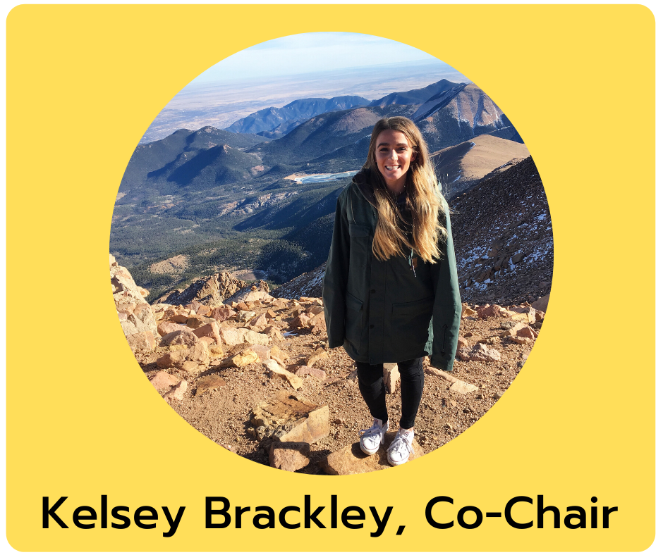 Kelsey Brackley, AORE Diversity Equity and Inclusion Committee Co-Chair
