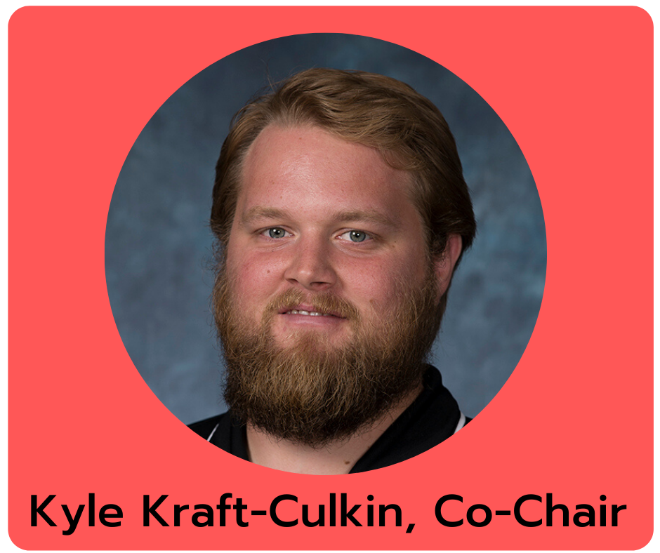 Kyle Kraft-Culkin, AORE Professional Development Committee Co-Chair