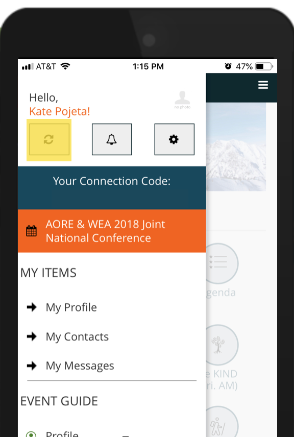 Mobile App Refresh image