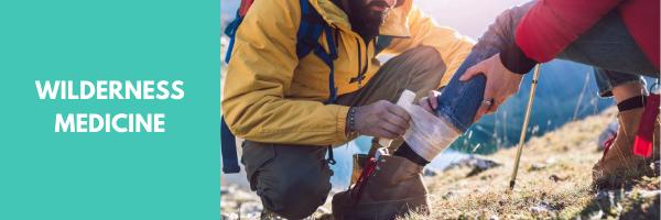Wilderness Medicine Header Image