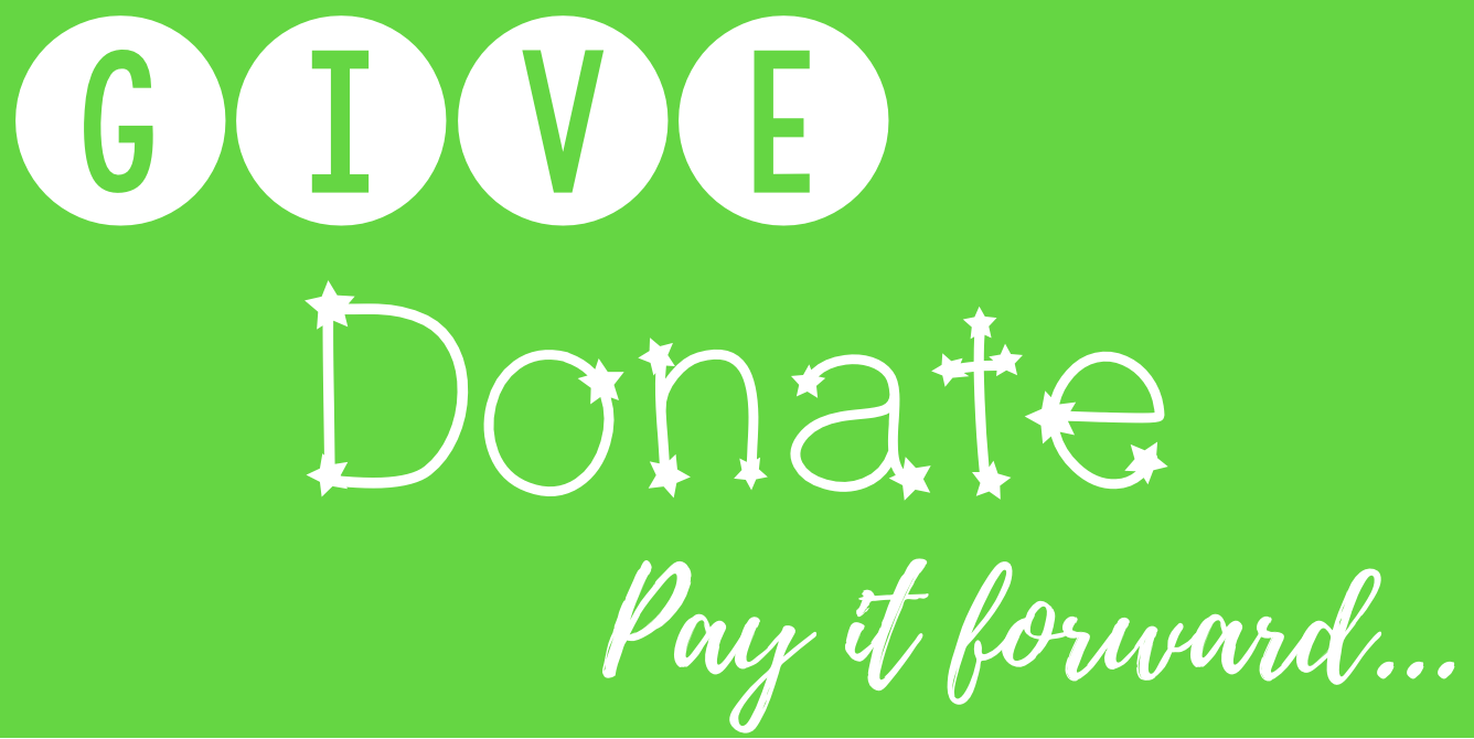 Give - Donate - Pay it forward... helping AORE members, students, professionals and the community.