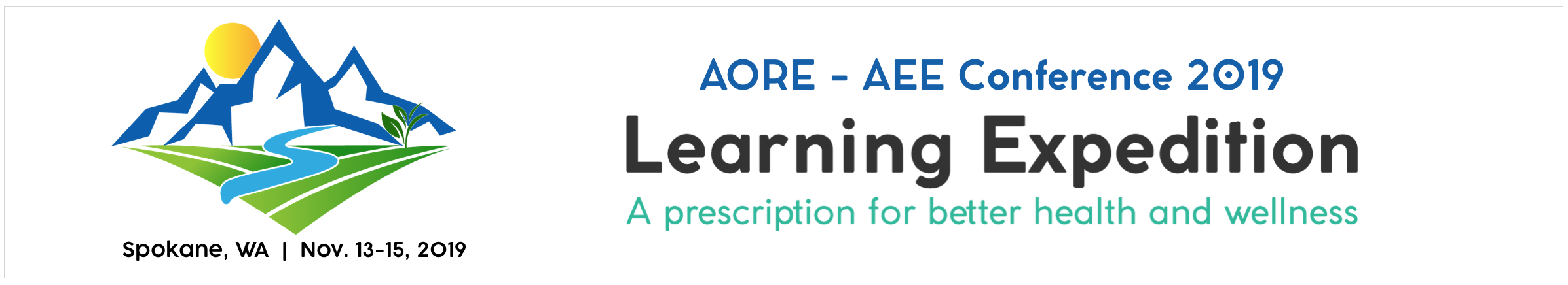 AORE - AEE Conference 2019 | Learning Expedition: A prescription for better health and wellness